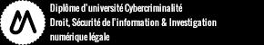 Diplôme d'université Cybercriminalité : Droit, Sécurité de l'information & Investigation numérique légale Logo